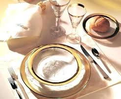 clear glass dish set post red dinnerware sets