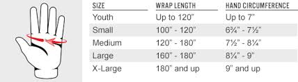 Speed Rope Size Chart Boxing Glove Size Chart What Size Boxing Gloves Should I