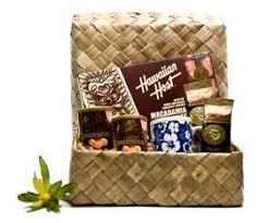 hawaiian host sler chocolates macadamia nuts and coffee gift basket needs description