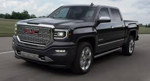 2016 GMC Sierra Truck Shows Its New Face | Carscoops