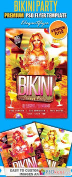 Bikini Car Wash Flyer Template – Ianswer