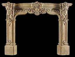 Marble Mantel Design » Italian antique marble fireplace mantel in ...