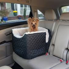 Snoozer Lookout 1 Dog Car Seat 3 Sizes