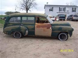 1951 Chevrolet Station Wagon for Sale | ClassicCars.com | CC-535184