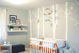 woodland themed crib bedding forest