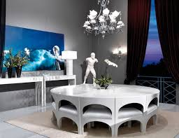 modern furniture dining room. Modern Dining Table Design For Room Furniture, Coliseum Stainless Steel By Nella Vetrina Furniture