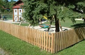 Wonderful Design Small Garden Fence Ideas