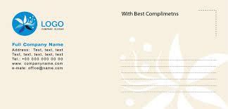 Compliment Slips Template Compliment Slips Printing Dubai Abu Dhabi Complimentary