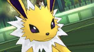 Jolteon Is Locked In | Pokemon Ultra Sun and Ultra Moon WiFi Battle -  YouTube
