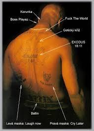Tupac 2pac Amaru Shakur Tetování