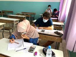 إنطلاق امتحانات الثانوية العامة في الجنوب ونسبة الغياب لم تتجاوز الـ4  بالمئة والمتوسطة بلغت 61