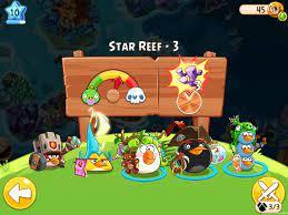 Angry Birds Epic Star Reef Level 3 Walkthrough