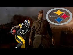 COD WW2 - NFL players Alejandro and Le'Veon Bell in COD WW2 ...