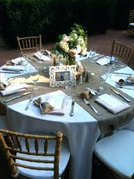 centerpiece for round table rustic wedding ideas excellent tables and chairs decorations extraordinay 9