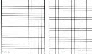 Sample Attendance Sheets Printable Attendance Sheet Template Sample Attendance Sheets Flyer