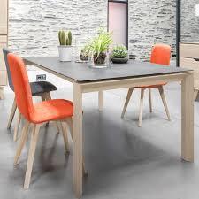 4 Pieds La Table En C Ramique Cera Concept V Joue Sur La Table De Salle A Manger Extensible En Ceramique Rectangulaire Cera Concept V