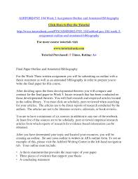 Annotated E Example Examples Bibliography In Apa Format