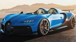 Welcome aboard the chiron pur sport. Bugatti Chiron Pur Sport Speedster Render Makes Us Wish It Was Real
