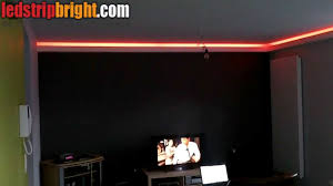 how to build cove lighting. LED Strip Cove Lighting How To Build T