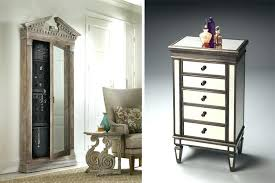 armoires modern jewelry armoire cheval mirror ideas of furniture pertaining to 3