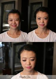 go makeup and hair angela tam design team los angeles orange county wedding artist asian san