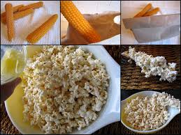 Growing Popcorn Mennonite Girls Can Cook Popping Popcorn On The Cob