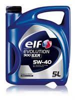 "<b>Масло моторное</b> синтетическое ""<b>Evolution</b> 900 SXR 5W-40"", 5 <b>Elf</b> ..."