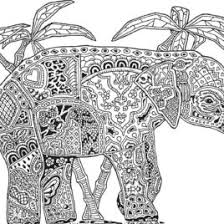 Small Picture Difficult Coloring Pages For Adults To Download And Print For Free