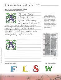 Bju Handwriting Grade 5 Homeschool Kit Second Edition