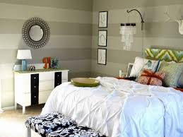 diy bedroom furniture. Interior : White Table Lamp Purple Black Leather Headboard Bed Soft Gray Bedding · Diy Bohemian Bedroom Furniture
