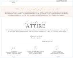wedding invitation attire wording tail attire wedding invitation wording teatroditirambo creative