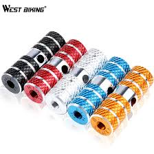 WEST <b>BIKING 1Pair Bicycle Pedal</b> BMX Socle <b>Bike</b> Cylinder ...