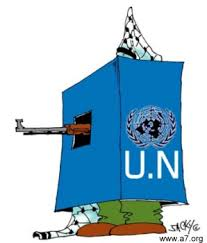 Risultati immagini per unrwa against peace cartoon