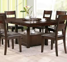 Dining Tables, Square Dining Room Table For 8 Is Also A Kind Of What Size  ...