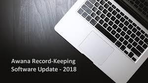 Awana Certificate Of Award Awana Record Keeping Update For The 2018 19 Year Commander Bill