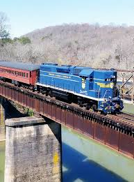 Valley Rolling Color Chart Tennessee Valley Railroad Chattanooga Etowah Train Rides