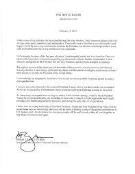 michael t flynn michael t flynn resignation letter