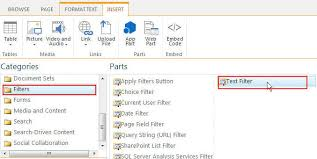 Sharepoint Chart Web Part Filter Collabion Charts For Sharepoint Documentation