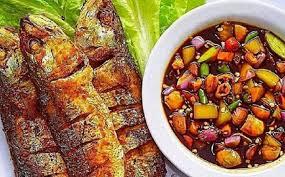 5 buah tahu 1 papan tempe ½ kg ikan kembung bahan: Resep Ikan Kembung Goreng Enak Banget Dicocol Sambal Kecap Okezone Lifestyle