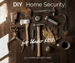Do It Yourself Home Security for Under $100