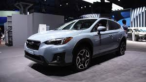 2018 subaru ascent. wonderful 2018 2018 subaru crosstrek preview inside subaru ascent