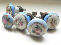 vintage porcelain door knobs For where I am what I want around