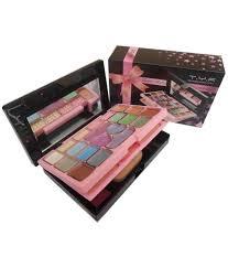 tya fashion makeup kit enjoy refreshing and blemishless makeups 528