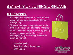 Oriflame Bp Chart Make Money With Oriflame