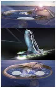 Dubai Hydropolis Underwater Hotel Architecture Design dubai