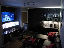 video game room furniture. Great Valuable Inspiration Video Game Room Furniture Imposing Ideas Facebook Games With Setup
