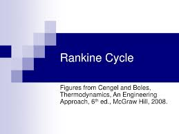 PPT - Rankine Cycle PowerPoint Presentation - ID:455755