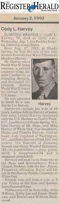 Cody Leo Harvey (1921-1992) - Find A Grave Memorial