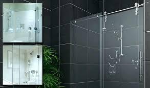 shower shower door frames frame sliding glass doors seal