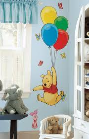 Charming Winnie The Pooh Bedroom Decor Decorating A Nursery With Winnie The P On  Baby Winnie The